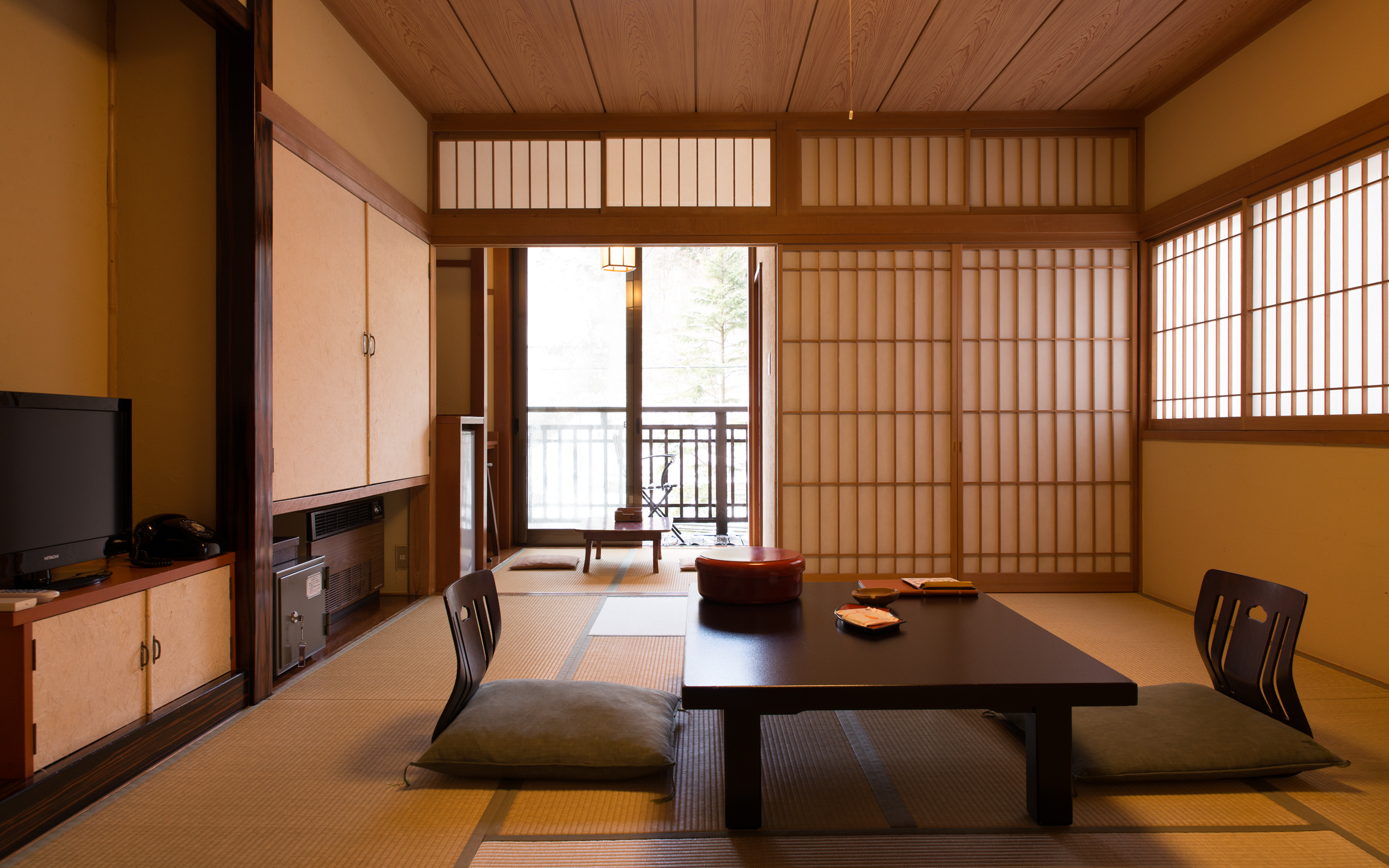 About basic etiquette rules and manners at ryokan - Tatami japones ...