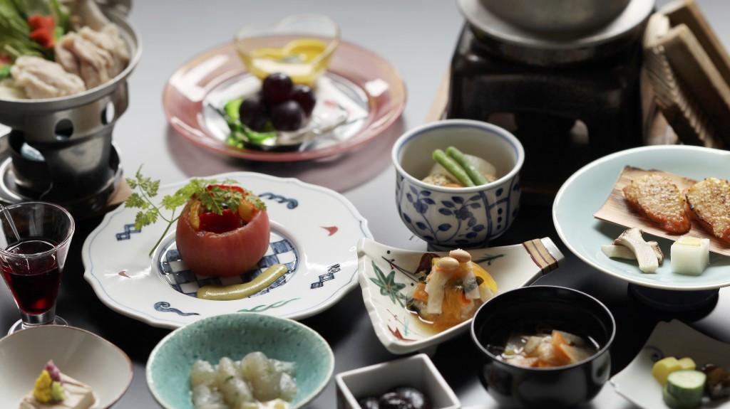 Wasyoku dinner