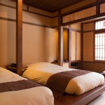 A Retro yet Modernly Japanese Ryokan