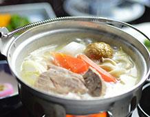 根菜の小鍋