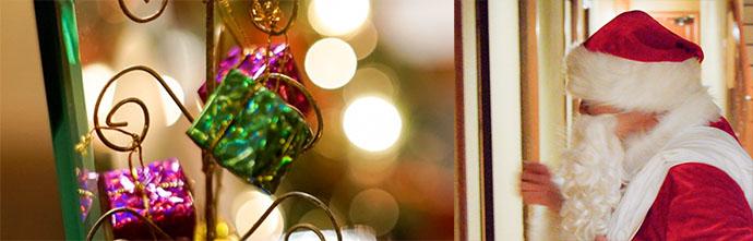 クリスマスのスモアパーティ
