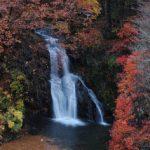 四万温泉秋のおすすめー紅葉前線ー