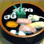 よっしーが行く四万グルメの旅 第一回 一力寿司