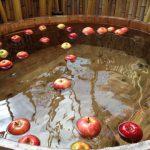 りんごの露天風呂