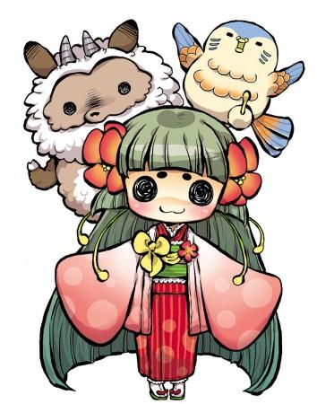 摩耶姫ちゃん、くらっぽ