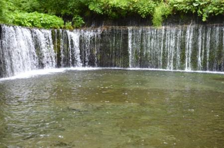 白糸の滝・軽井沢