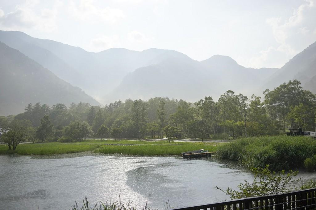 湯ノ湖、日光湯元温泉
