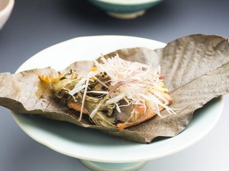 武尊サーモン味噌柚庵