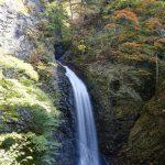 六合の世立八滝・大仙の滝