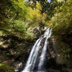 六合の世立八滝・段々の滝