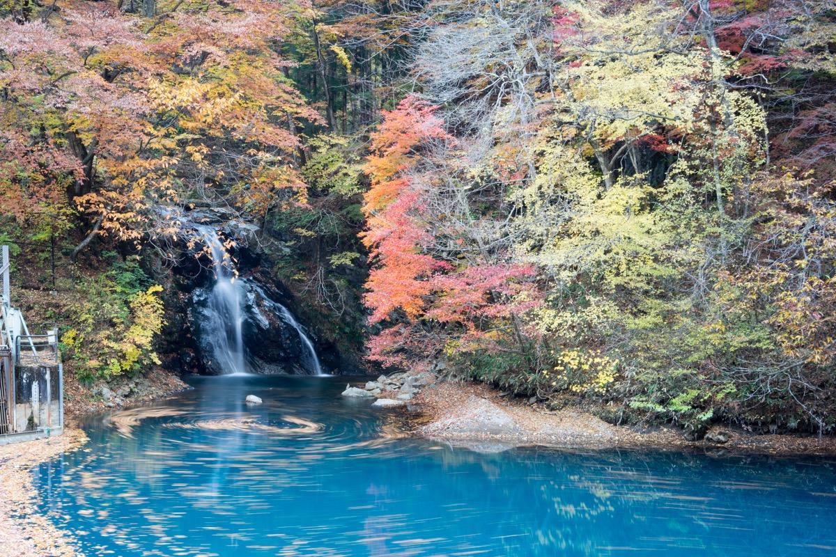 Momotaro waterfalls