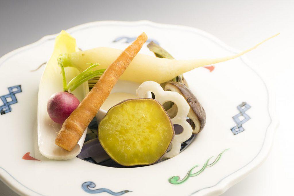 群馬野菜と根菜のバーニャフレッタ
