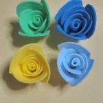 スポンジの花