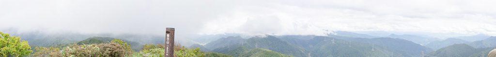 稲包山からのパノラマ