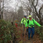 古道再発見の探検隊 – 四万温泉から新潟への街道跡