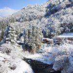 四万温泉2019 冬のお楽しみ – 湯立て祭・四万ヨガ・鳥追い・スノーシュー