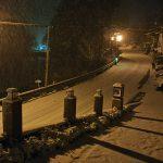 2月17日(土)現在の四万温泉雪状況