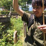 釣り堀:箱島湧水