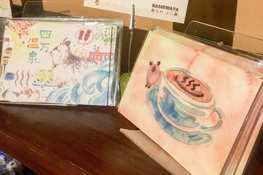 オリジナルポストカード(Saori)