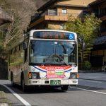 四万温泉への路線バスでPASMOや Suicaが使えるようになりました