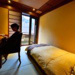 二つの「おひとりさま専用部屋」- 柏屋旅館リニューアル