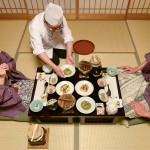 Meal is One of the Most Important Point in Choosing Ryokan