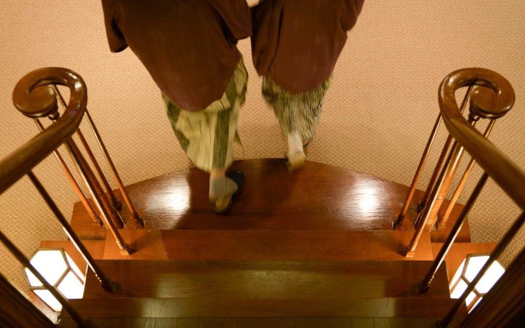 Retro Stairs