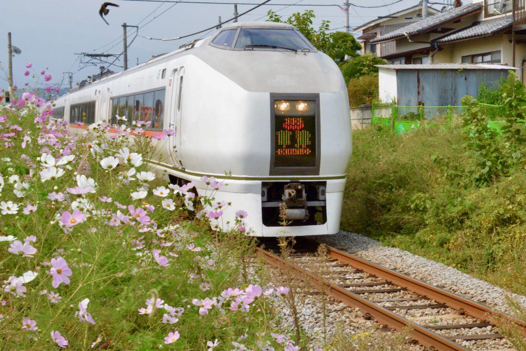 JR express KUSATSU