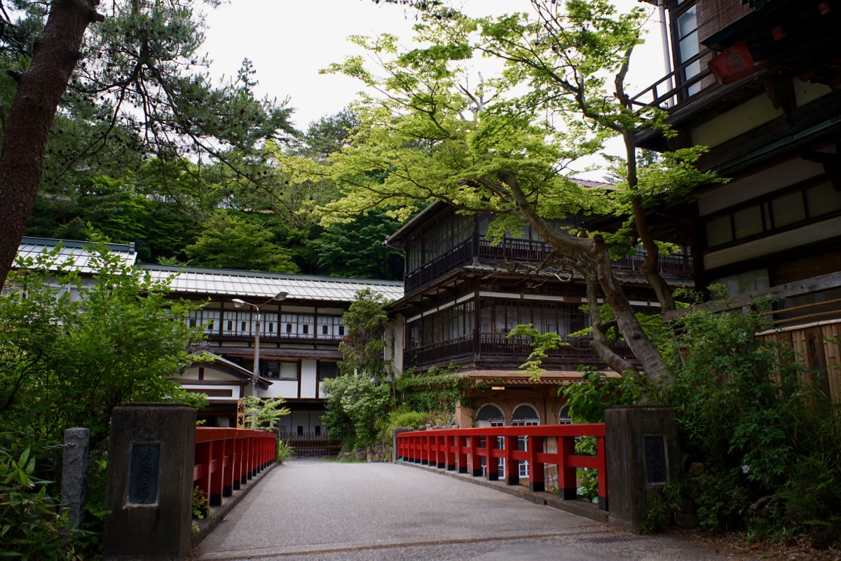 Shima Onsen And Spirited Away A Surprising Connection