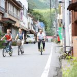 Shima Onsen by Bike! Who Knows What New Encounters Await