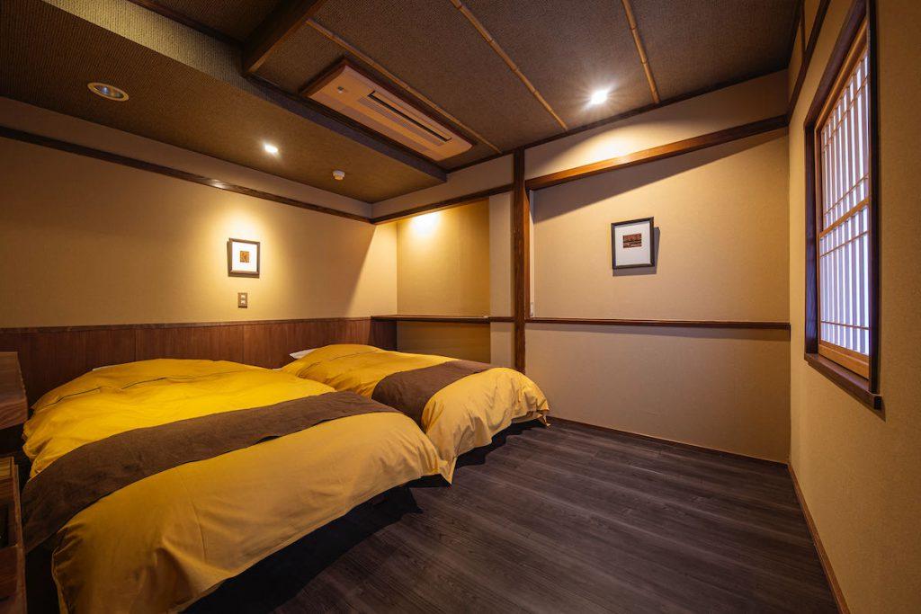 Twin bed room - Hana