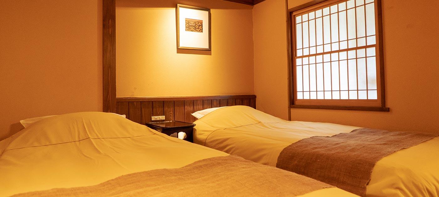 露天風呂付き客室「花の間」拡張