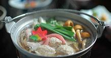 豆腐と鶏のつみれや上州麦豚のお鍋