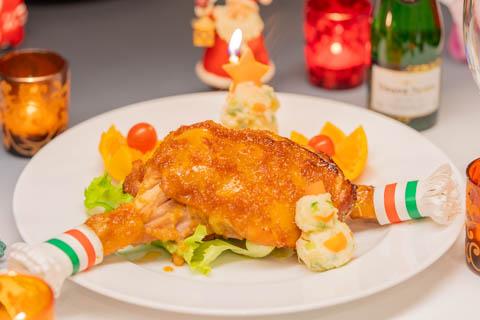 クリスマスプランだけの限定特別ディナーを・・・ 【柏屋クリスマスプラン】