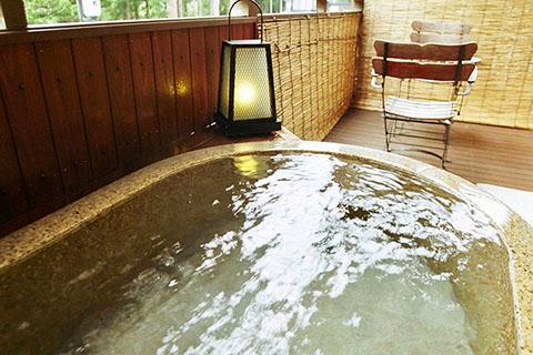 露天風呂付き客室を独り占め!期間限定・直前予約限定!【贅沢ひとり旅】